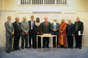 launch of faithful neighbourhoods centre